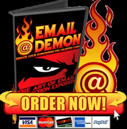 Product picture  Email Demon Powerful Email Marketing Strategies MRR