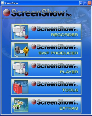 Product picture Screen Show Pro Screen Recorder Software with Private Label