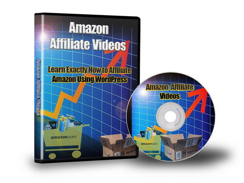 Product picture  Make Money with Amazon Affiliate Video Tutorials