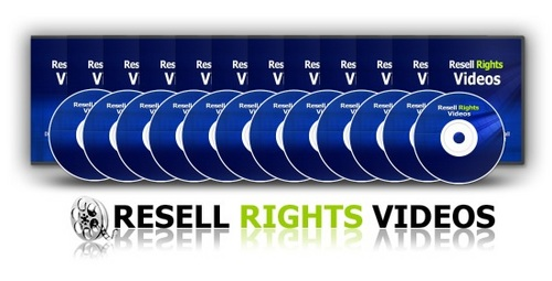 Product picture Resell Rights Videos with Master Resell Rights