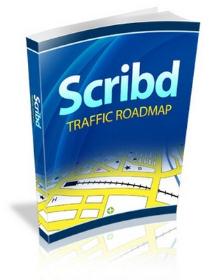 Product picture Scribd Traffic Roadmap with Private Label Rights