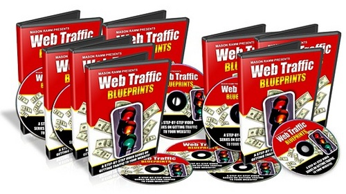 Product picture Get The Web Traffic Blueprints Video Series